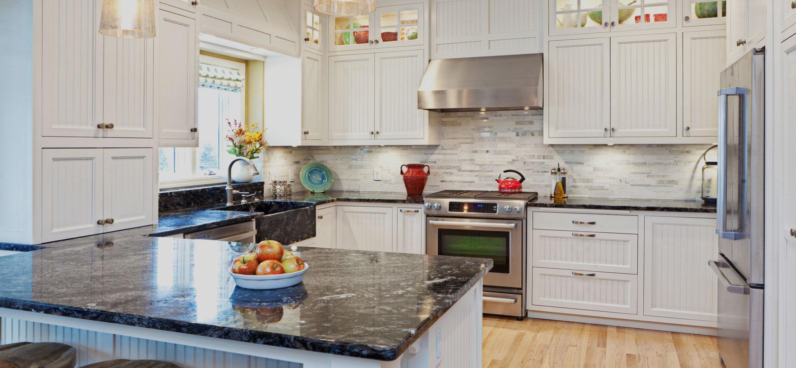 Clean Elegant Kitchen